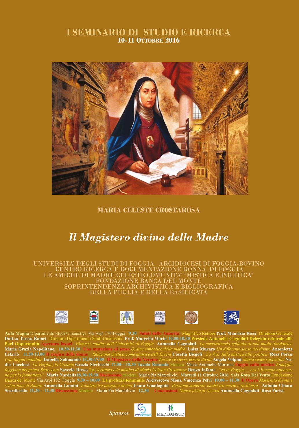 Maria Celeste Crostarosa