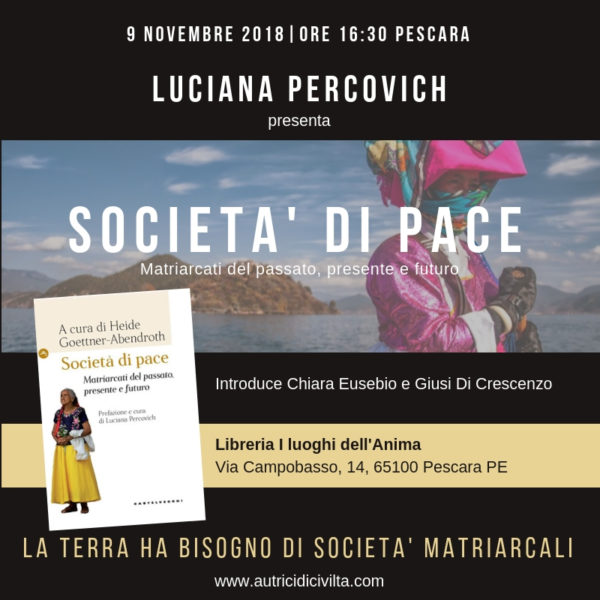 Società di pace