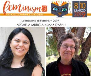 Michela Murgia e Max Dashu