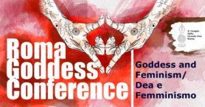Roma Goddess Conference