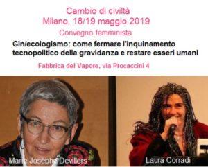 Cambio di Civilta - Convegno Milano